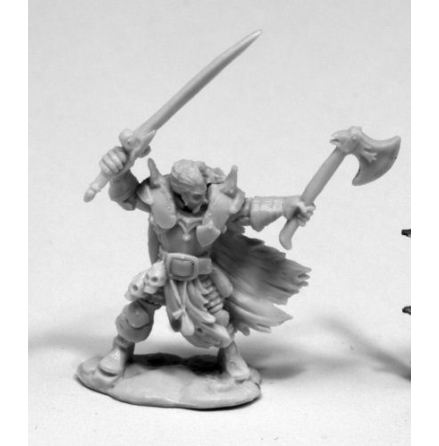 Boris Mingla, Evil Warlord