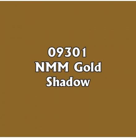 Reaper Master Paint Series: NMM Gold Shadow