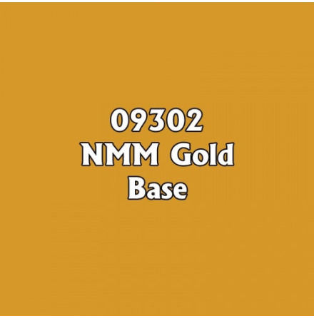 NMM Gold Base
