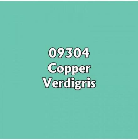 Copper Verdigris