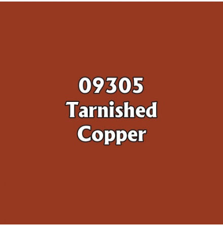 Reaper Master Paint Series: Tarnished Copper