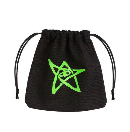 Call of Cthulhu Black & green Dice Bag