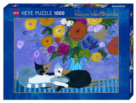 Wachtmeister: Sleep Well! (1000 pieces)