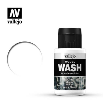 MODEL WASH 35ML. WHITE WASH