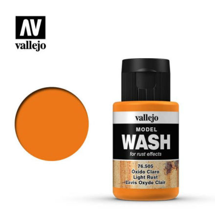 MODEL WASH 35ML. LIGHT RUST WASH