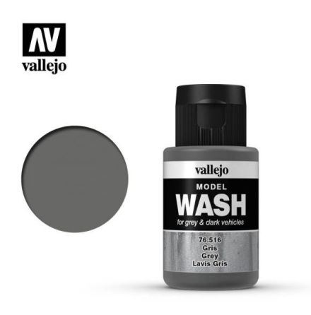 MODEL WASH 35ML. GREY WASH