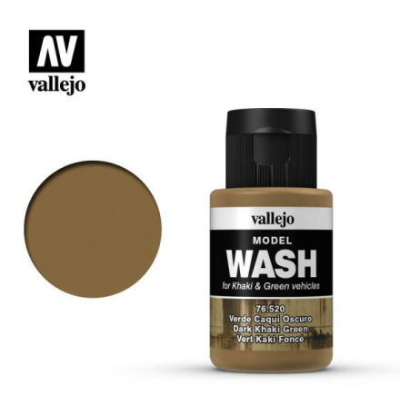 MODEL WASH 35ML. DARK KHAKI WASH