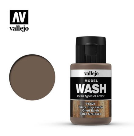 MODEL WASH 35ML. OILED EARTH WASH