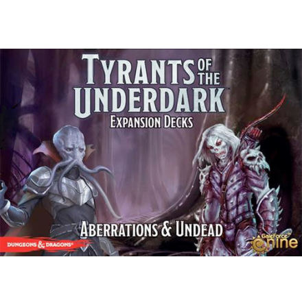 Tyrants Of the Underdark: Aberrations and Undead Expansion