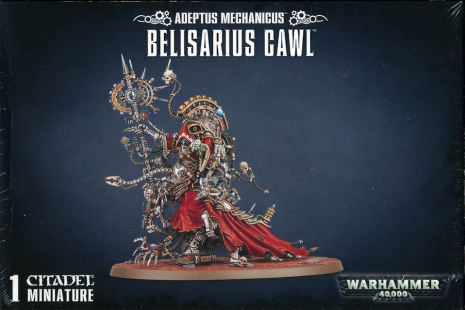 ADEPTUS MECHANICUS BELISARIUS CAWL