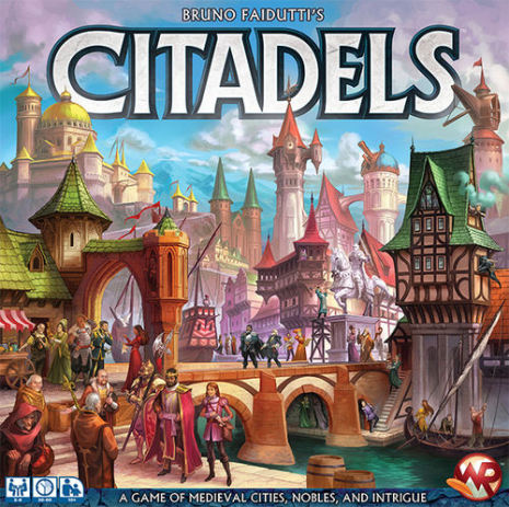 Citadels NEW (2017) Swedish