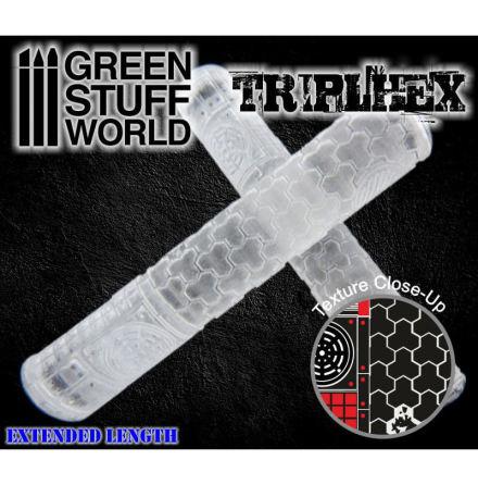 Rolling Pin TripleHex