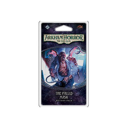 Arkham Horror The Card Game: The Pallid Mask
