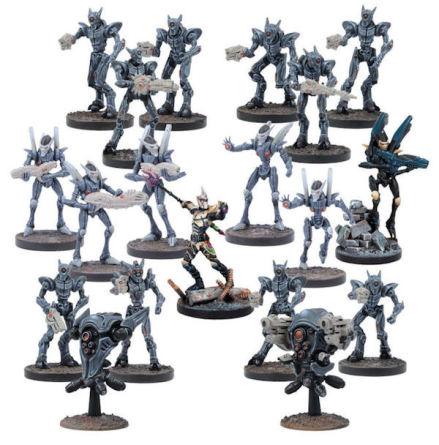 Deadzone Asterian Faction Starter