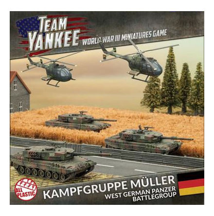 Kampgruppe Muller - Army Deal (Plastic) 2017