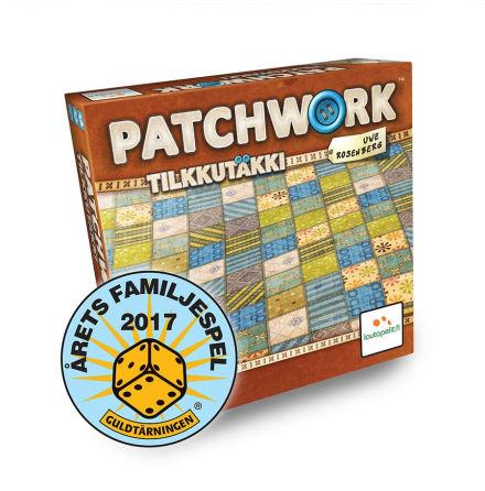 Patchwork (Nordic) (Årets spel 2017)