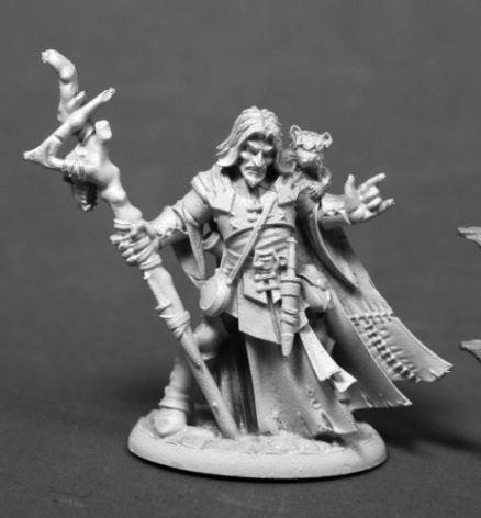 Aurelio Endrino, Bonehenge Warlock