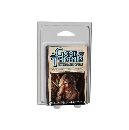 A Game of Thrones Board Game 2nd ed: A Dance with Dragons Expansion