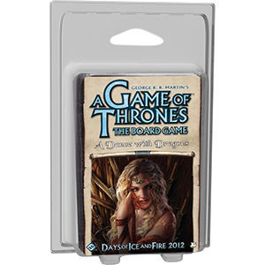 A Game of Thrones Board Game: A Dance with Dragons Expansion
