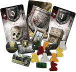 A Game of Thrones Board Game 2nd ed