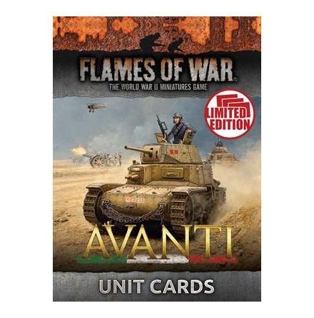 Italian Units Cards