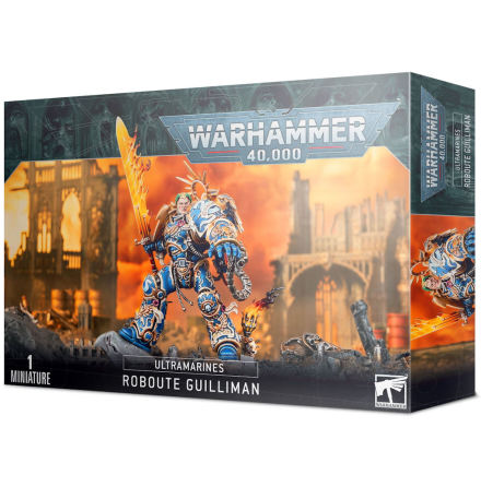 ROBOUTE GUILLIMAN: ULTRAMARINES PRIMARCH