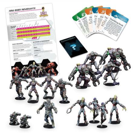 New Eden Revenants - Cyborg Team