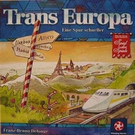 TransEuropa (Release Mars 2018)