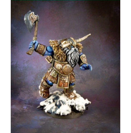 Frost Giant Warrior (1H Axe)