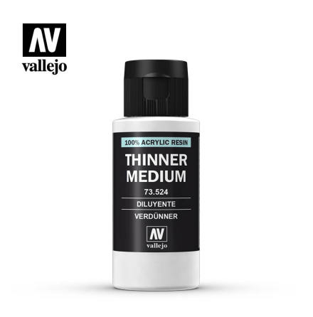 THINNER MEDIUM (60 ml)