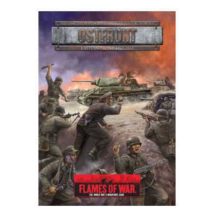 OSTFRONT SOURCEBOOK (200 Pages) (MIDDLE)