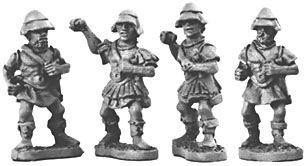 Theban Hoplites in metal cuirass (8)