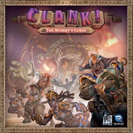 Clank! Mummys Curse