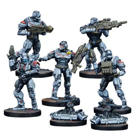 WARPATH: Enforcer Command