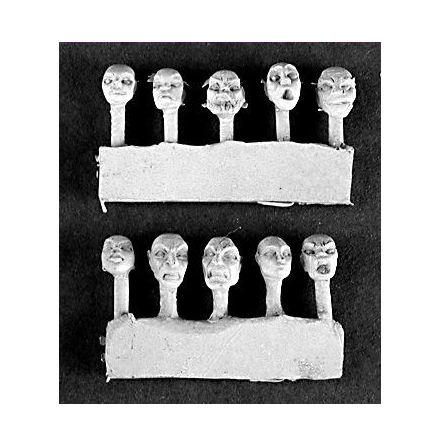 Reaper Sculpting Heads
