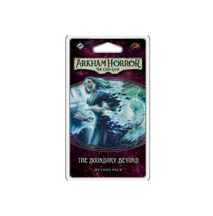 Arkham Horror The Card Game: The Boundary Beyond