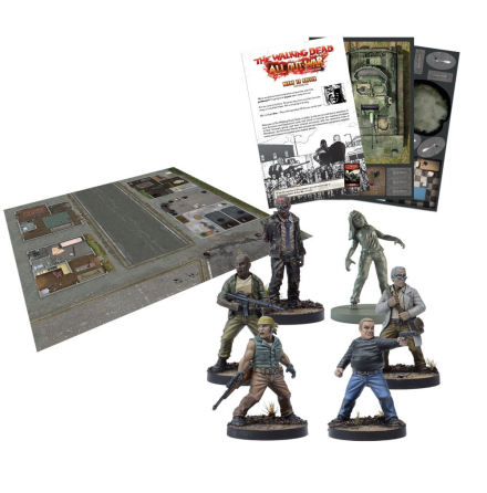 Walking Dead: Made to Suffer Expansion