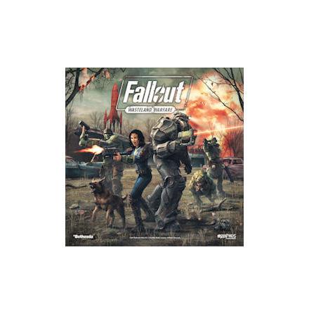 Fallout Wasteland Warfare Settlement Deck