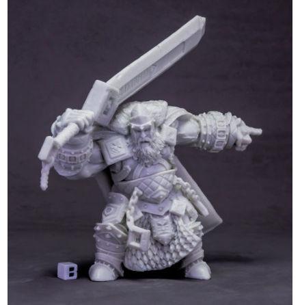 Skorg Ironskull, Fire Giant King (Huge)