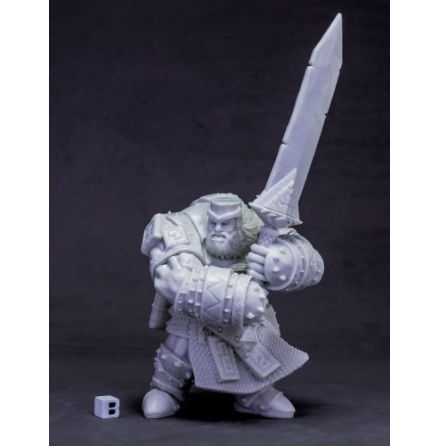 Fire Giant Bodyguard (Huge)