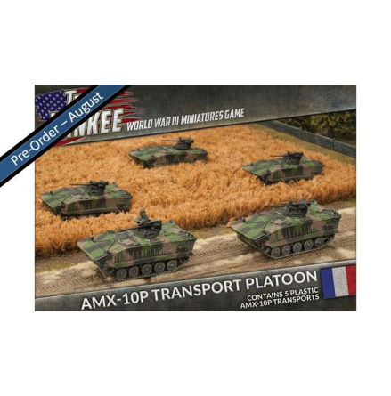 French AMX-10P Platoon