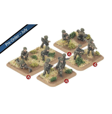 French Infantry Platoon