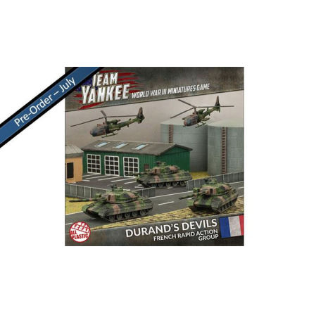 Durands Devils (Plastic Army Deal)