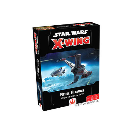 Rebel Alliance Conversion Kit (Release 18 Sept 2018)