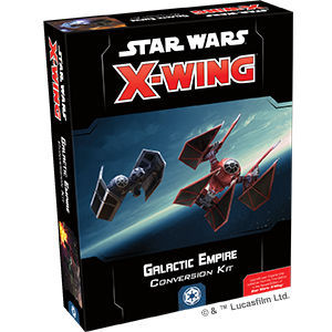 Galactic Empire Conversion Kit (Release 18 Sept 2018)