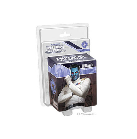 Star Wars Imperial Assault Thrawn Villain Pack