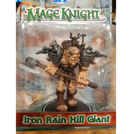 MAGE KNIGHT CONQUEST TITAN HILL GIANT