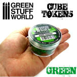 Green Cube tokens