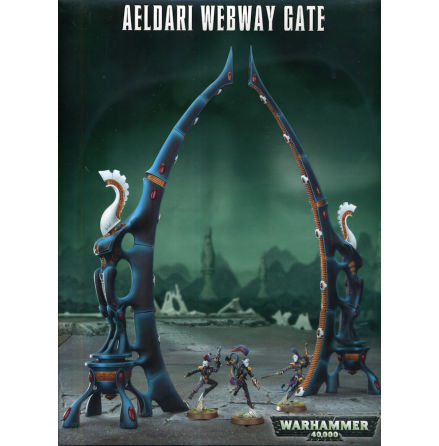 CRAFTWORLDS AELDARI WEBWAY GATE