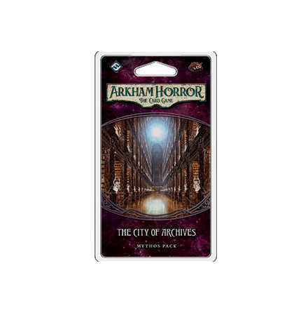 Arkham Horror The Card Game: The City of Archives